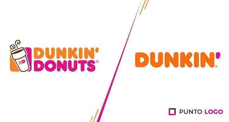 Logotipo nuevo de Dunkin' Donuts