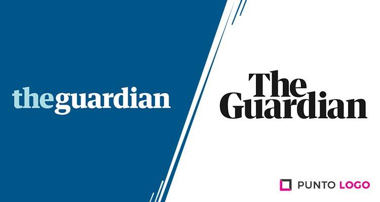 Logotipo nuevo de The Guardian