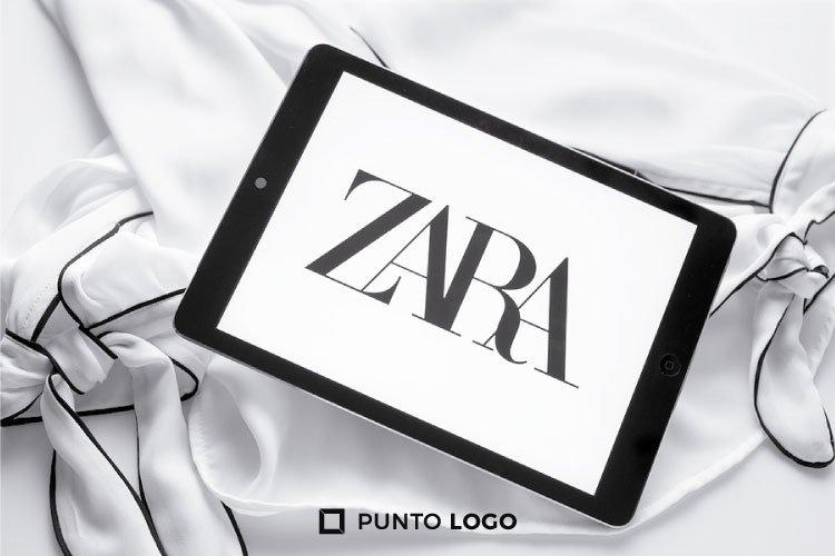 El nuevo logotipo de Zara dio bastante que hablar